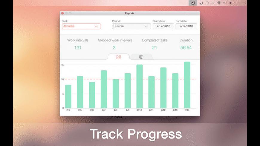 Be Focused - Focus Timer for Mac - review, screenshots