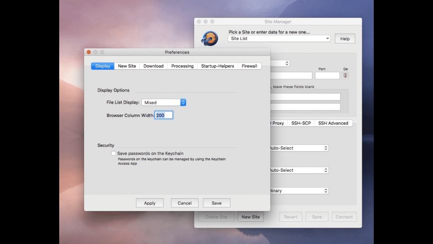 RBrowser for Mac - review, screenshots