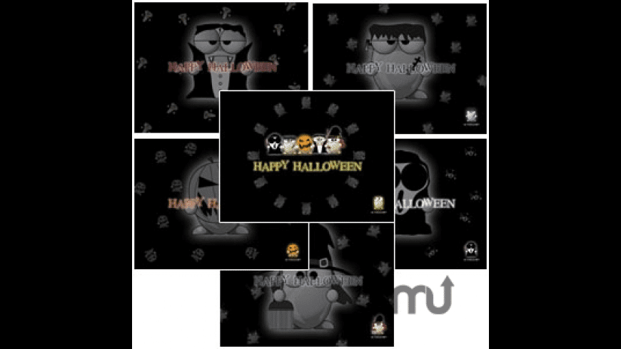 ALTools Halloween Desktop Pictures for Mac - review, screenshots