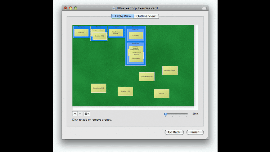 xSort for Mac - review, screenshots