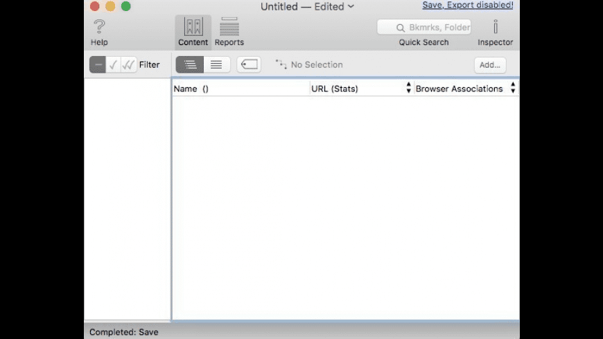 Markster for Mac - review, screenshots