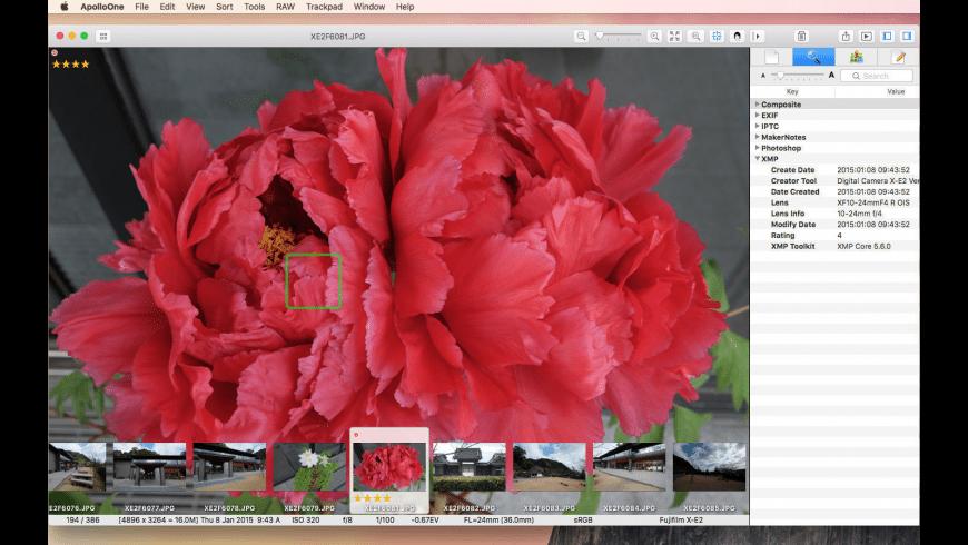 ApolloOne for Mac - review, screenshots