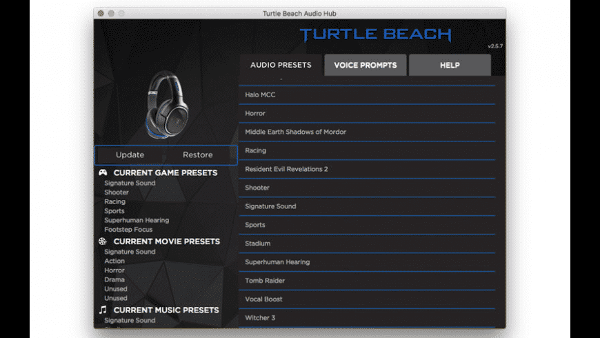 Turtle Beach Audio Hub for Mac - review, screenshots