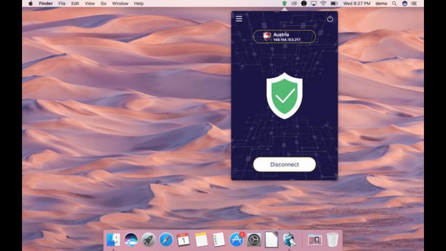 VpnOneClick Pro for Mac - review, screenshots
