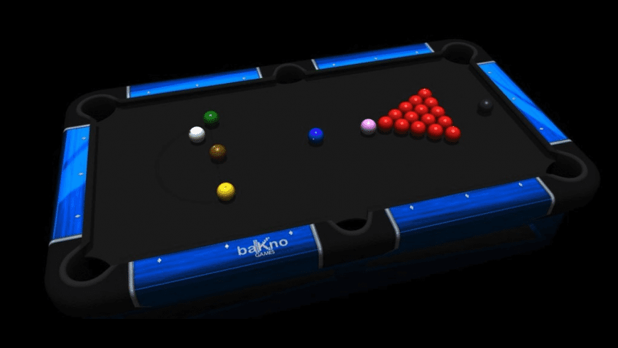 Billiards for Mac - review, screenshots