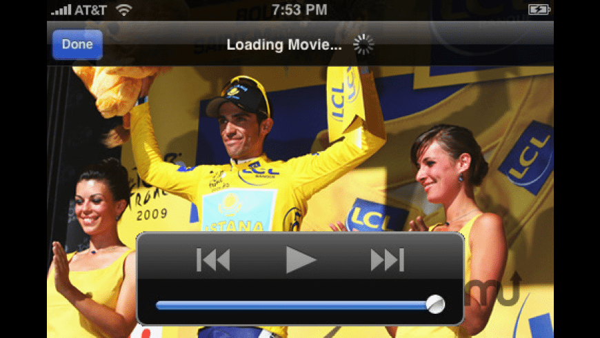 Official Versus Tour de France LIVE for Mac - review, screenshots