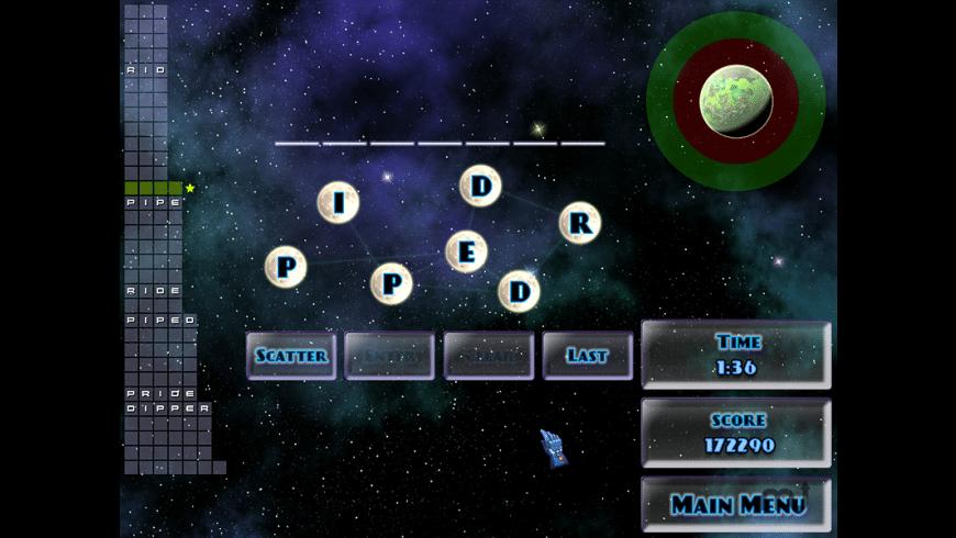 Word Galaxies for Mac - review, screenshots