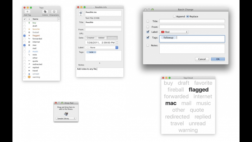 EagleFiler for Mac - review, screenshots