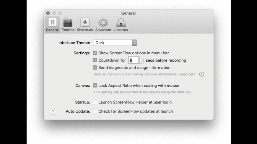 ScreenFlow for Mac - review, screenshots