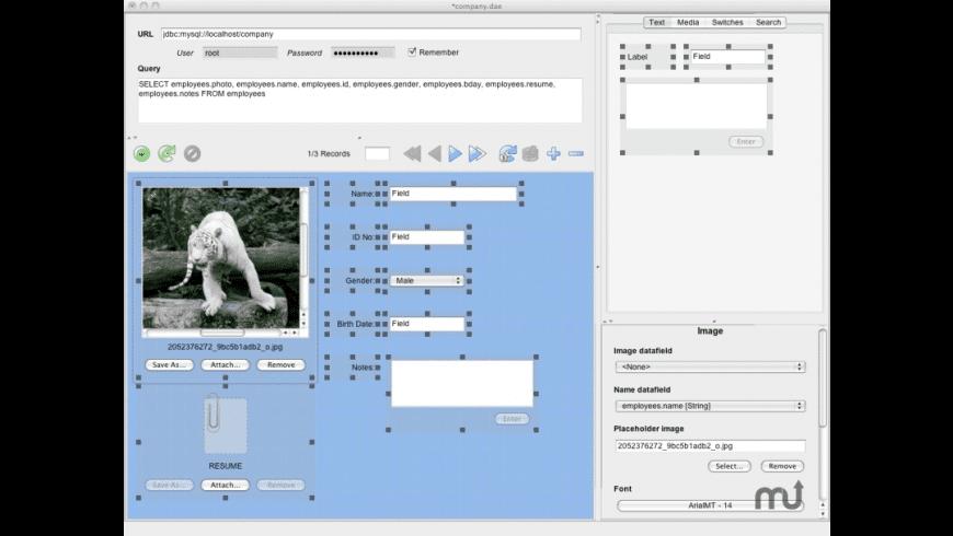 Daeta for Mac - review, screenshots