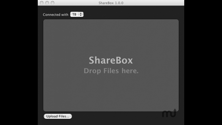 ShareBox for Mac - review, screenshots