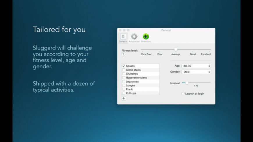 Sluggard for Mac - review, screenshots