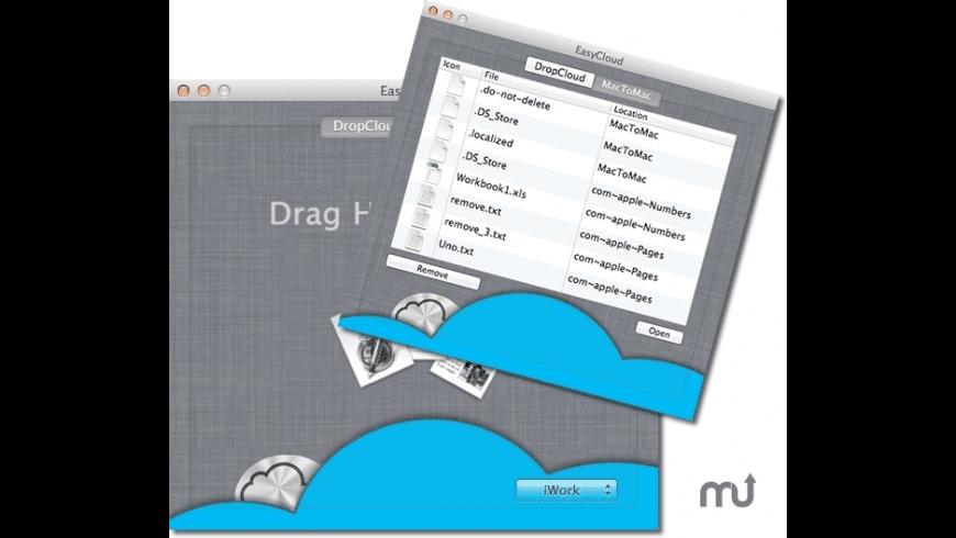 EasyCloud for Mac - review, screenshots