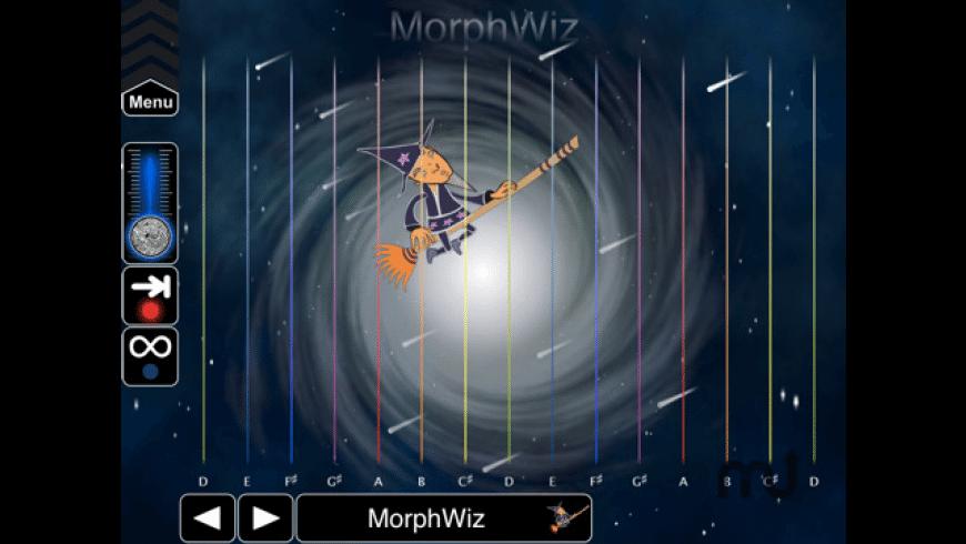 MorphWiz for Mac - review, screenshots