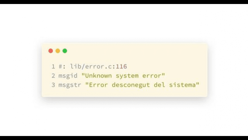 Poedit for Mac - review, screenshots