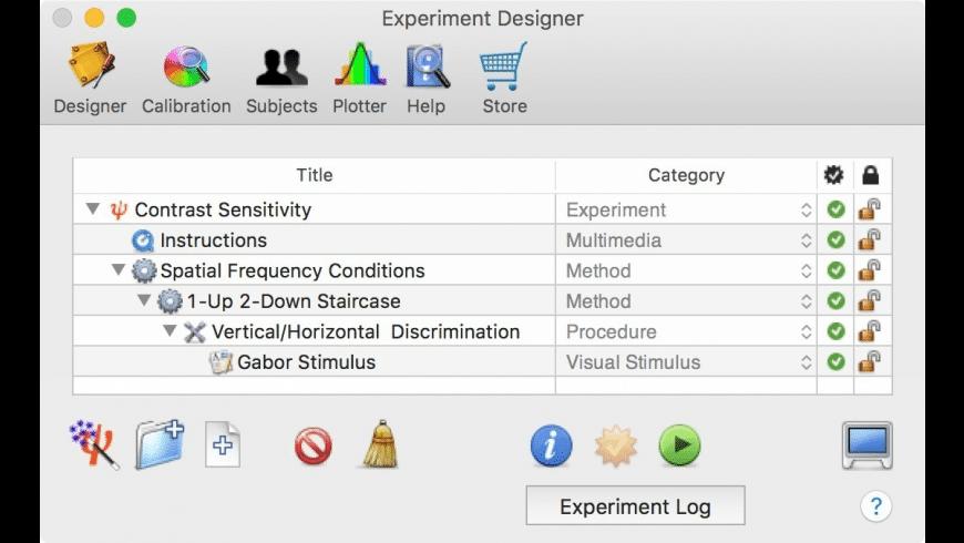 Psykinematix Student for Mac - review, screenshots