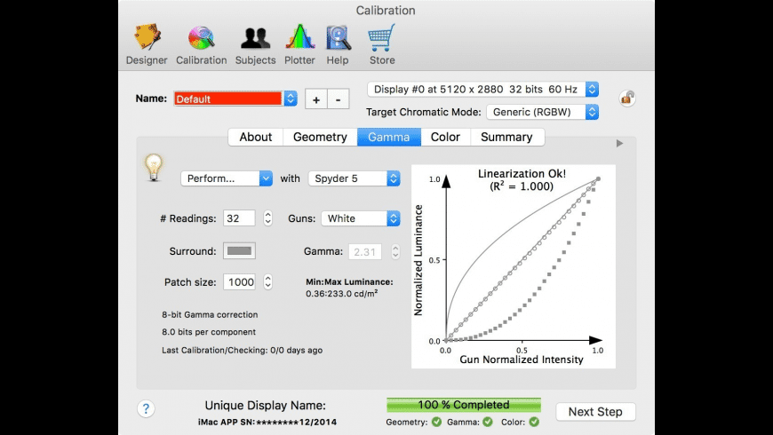 Psykinematix Student for Mac - review, screenshots