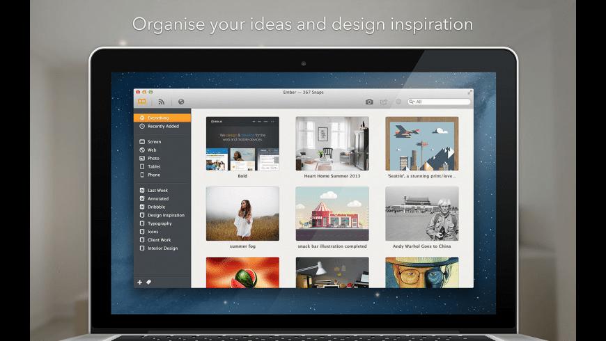 Ember for Mac - review, screenshots