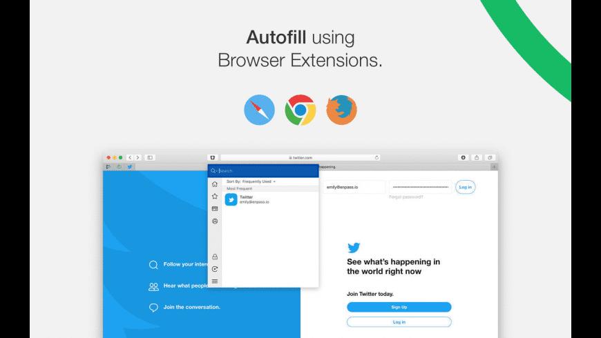 Enpass for Mac - review, screenshots