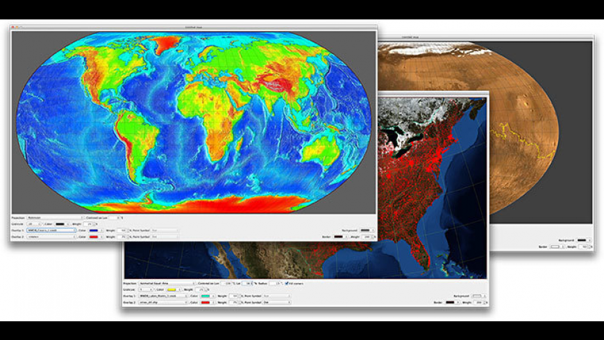 G.Projector for Mac - review, screenshots