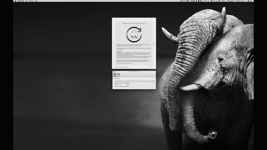 VPN Guard for Mac - review, screenshots