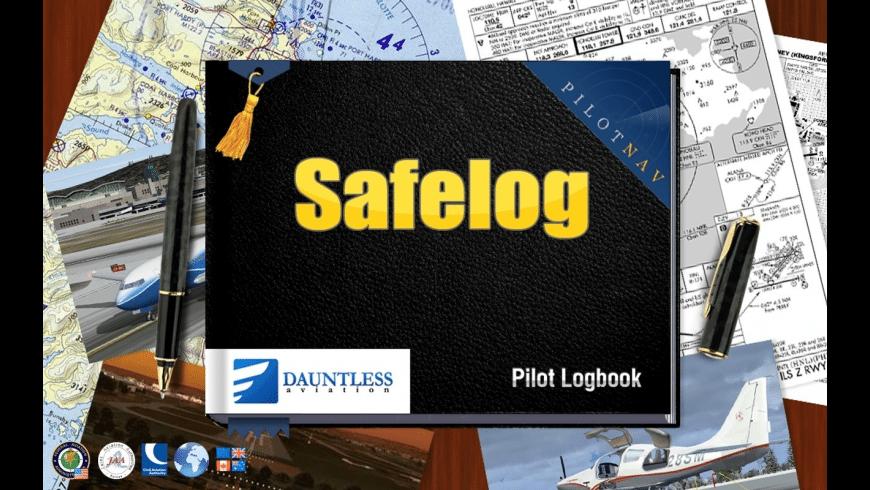 Safelog Pilot Logbook for Mac - review, screenshots