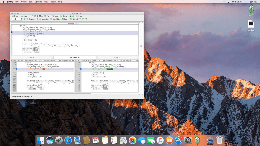 Guiffy for Mac - review, screenshots
