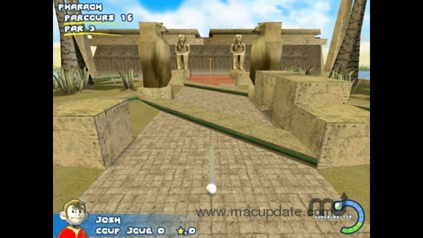 Islands Mini-Golf Add-On for Mac - review, screenshots