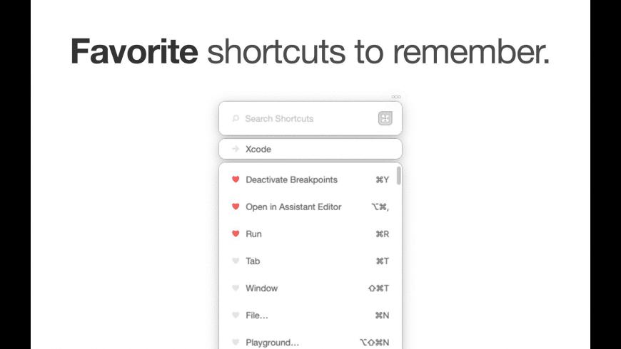 Button Shortcuts for Mac - review, screenshots