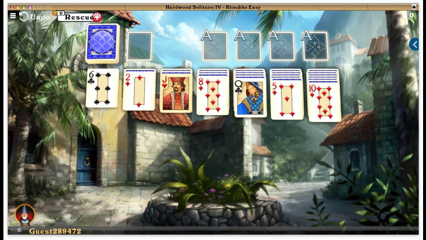 Hardwood Solitaire for Mac - review, screenshots