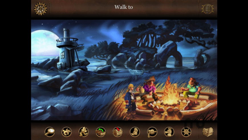 Monkey Island 2 Special Edition for Mac - review, screenshots