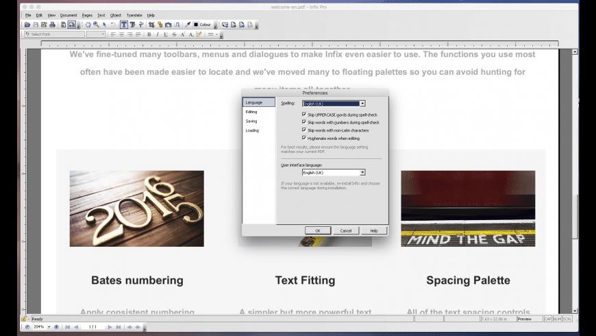 Infix Pro for Mac - review, screenshots
