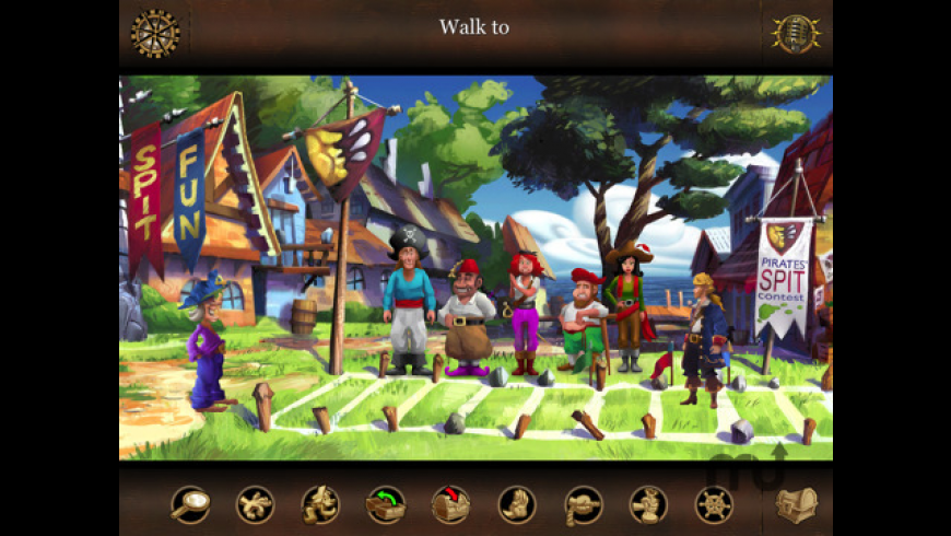 Monkey Island 2 Special Edition for iPad - LITE for Mac - review, screenshots