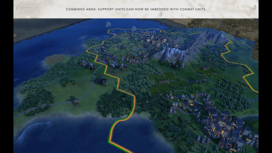 Civilization VI for Mac - review, screenshots