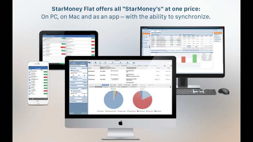 StarMoney for Mac - review, screenshots