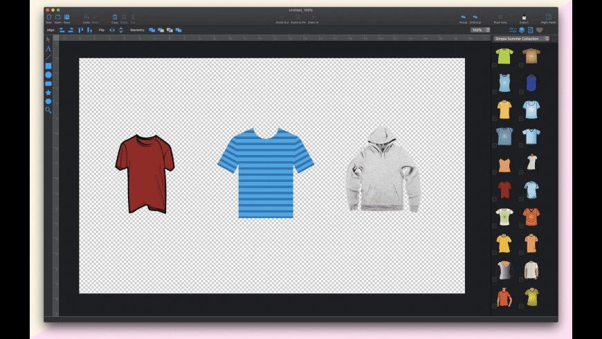 Fashion Art for Mac - review, screenshots