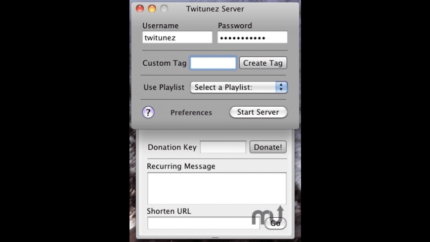 TwiTagz for Mac - review, screenshots
