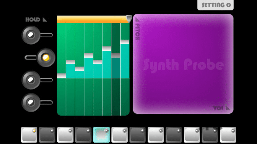 SynthProbe for Mac - review, screenshots