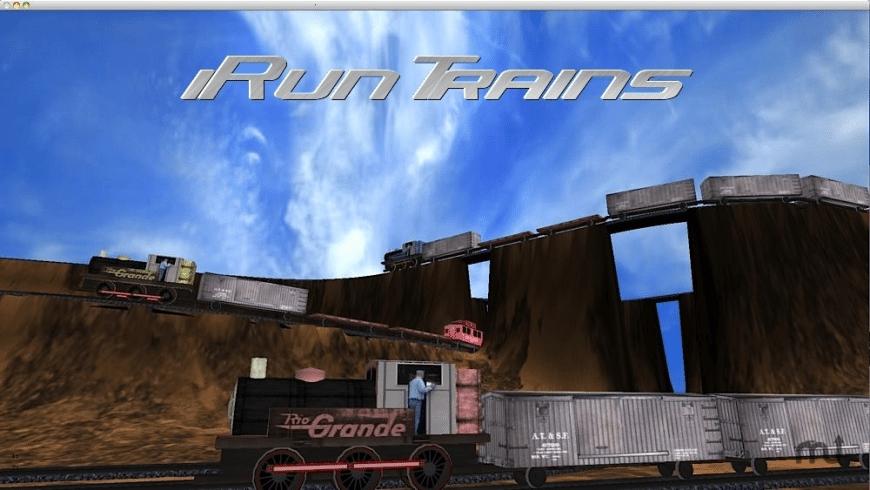 iRunTrains for Mac - review, screenshots
