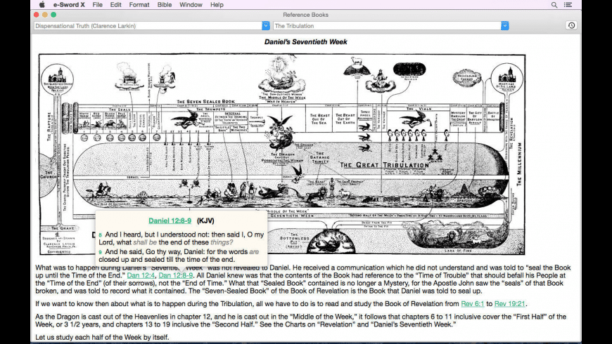 e-Sword X for Mac - review, screenshots