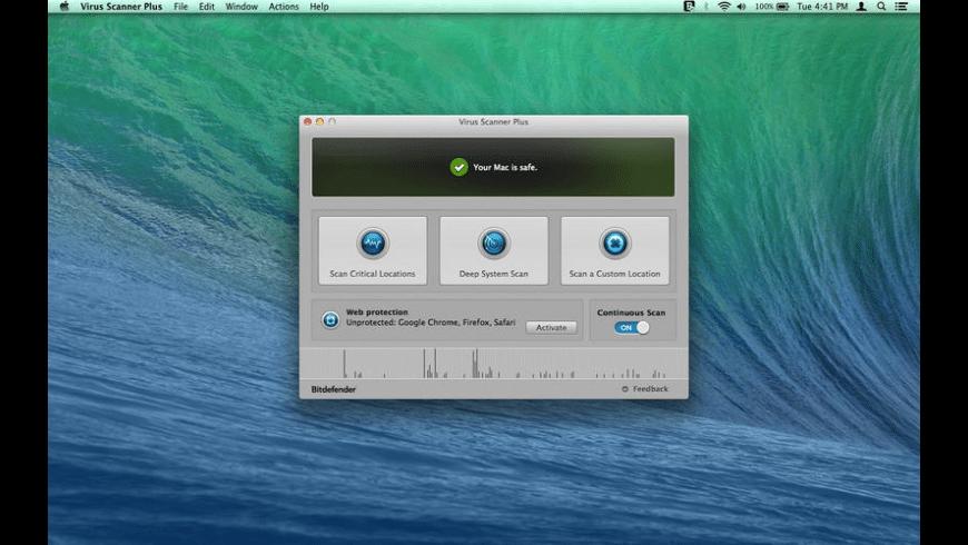 Best free virus scanners for mac