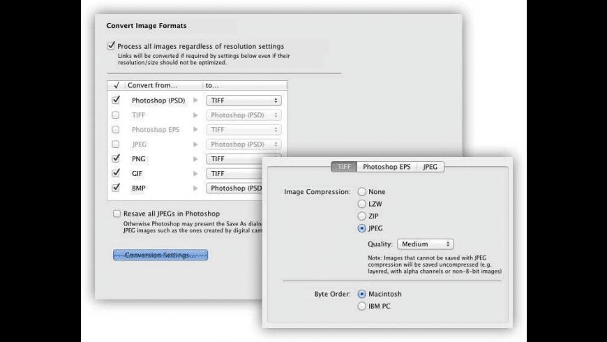 LinkOptimizer Light for Mac - review, screenshots