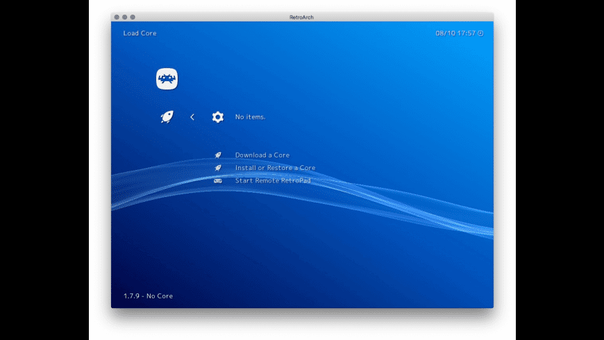 RetroArch for Mac - review, screenshots