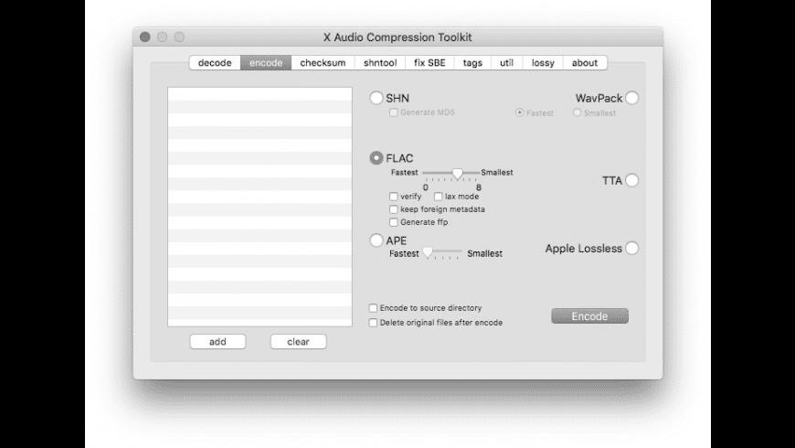 xACT for Mac - review, screenshots