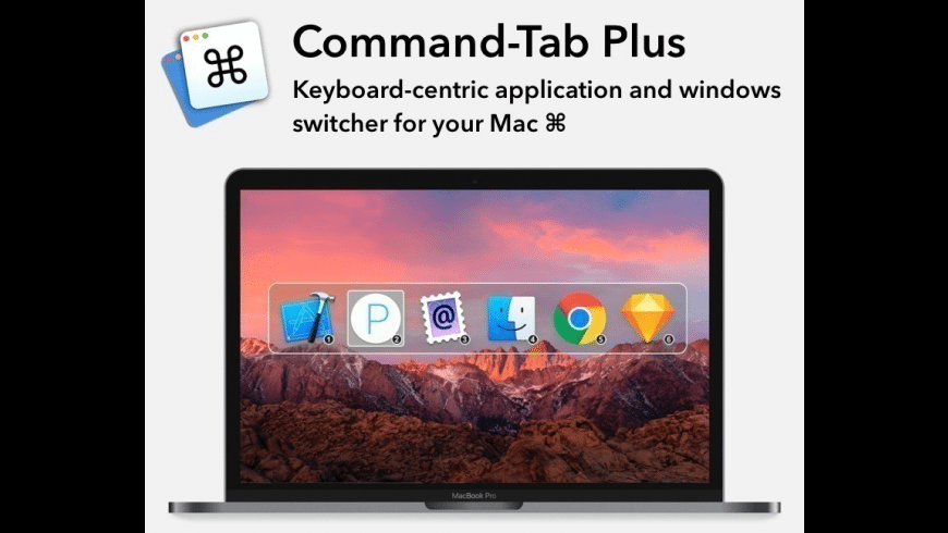 Command-Tab Plus for Mac - review, screenshots