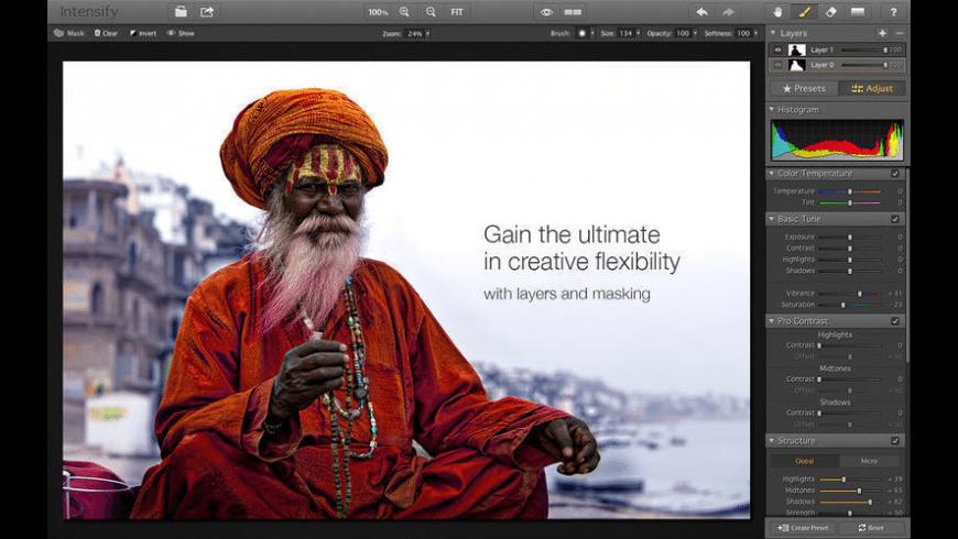 Intensify CK for Mac - review, screenshots