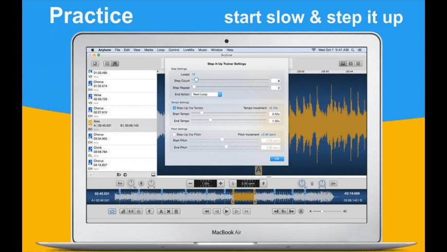 Anytune for Mac - review, screenshots