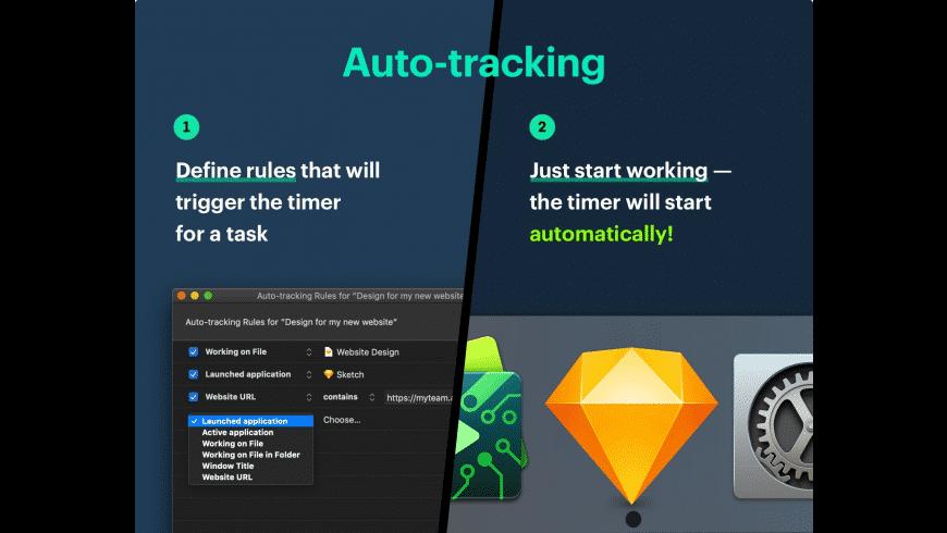Timemator for Mac - review, screenshots