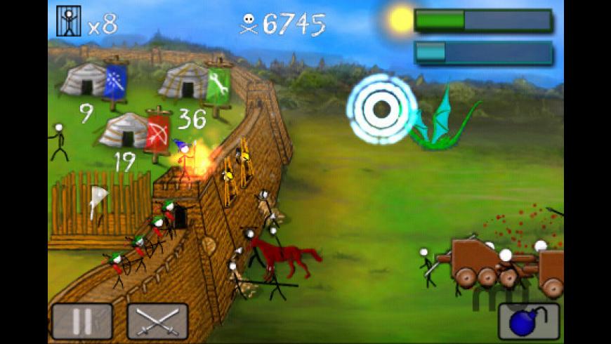 StickWars Lite for Mac - review, screenshots