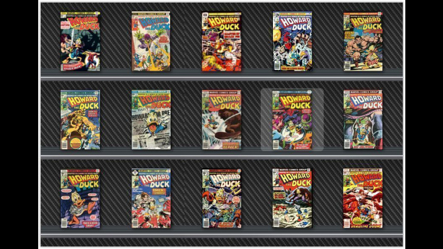 Comic Collector for Mac - review, screenshots